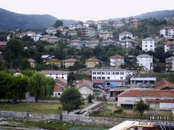 Панорама на град Ардино